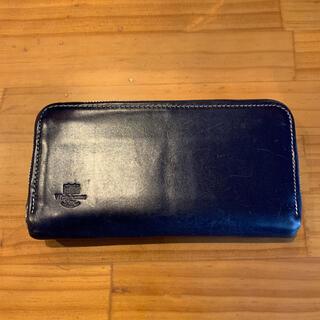 ホワイトハウスコックス(WHITEHOUSE COX)のホワイトハウスコックス ロングジップウォレット S2622 (長財布)
