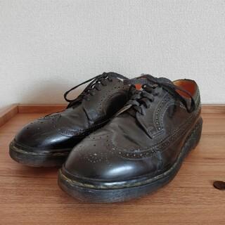 ドクターマーチン(Dr.Martens)のビンテージ ドクターマーチン メイド イン イングランド 黒 メンズ 27センチ(ブーツ)