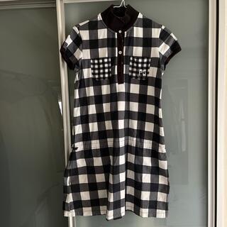 PEARLY GATES - パーリーゲイツ ポロシャツ ワンピース
