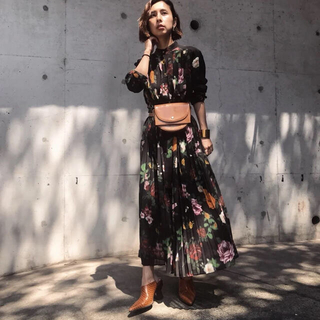 Ameri VINTAGE - AMERI COCO FLOWER DRESS