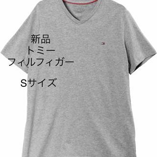 TOMMY HILFIGER - 新品 Sサイズ トミーヒルフィガー TOMMY HILFIGER Tシャツ