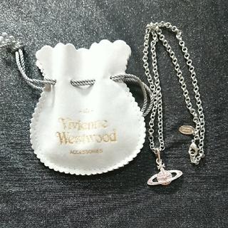 Vivienne Westwood - ヴィヴィアン・ウエストウッド ネックレス ピンク