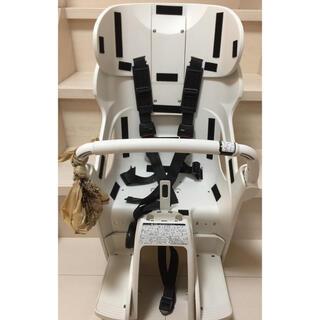 ブリジストン ビッケ リヤチャイルドシート ホワイト RCS-BIK4(自動車用チャイルドシート本体)