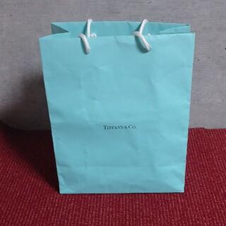 ティファニー(Tiffany & Co.)のTIFFANY ティファニー 紙袋 ショップ袋 ショッパー Tiffany(ショップ袋)