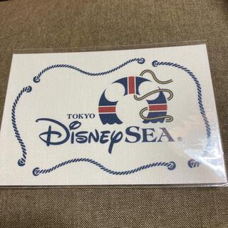 ディズニー(Disney)のディズニーシーポストカード(キャラクターグッズ)