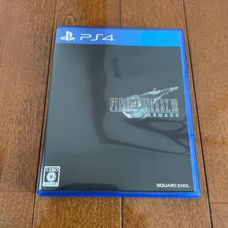 PlayStation4 - ファイナルファンタジーVII リメイク PS4 中古