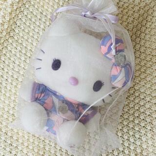 レディー(Rady)のRadyキティぬいぐるみ♡ラベンダー(キャラクターグッズ)