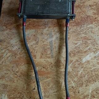 ホンダ(ホンダ)のCBX400 オイルクーラー(パーツ)