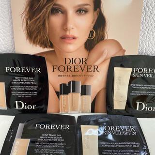 ディオール(Dior)のディオール♡フォーエヴァー リキッドファンデーション、メイクアップベース(ファンデーション)