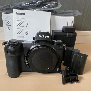 Nikon - ラクマ最安値! Nikon ニコン Z6 ボディ 24日で出品終了