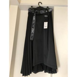 ダブルスタンダードクロージング(DOUBLE STANDARD CLOTHING)のダブルスタンダードクロージング ベルト付き スカート(その他)