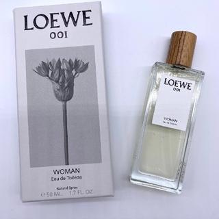 LOEWE - 未使用 ロエベ 香水 ウーマン 001 オードトワレ 50ml