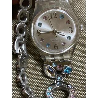 スウォッチ(swatch)のスウォッチキラキラ腕時計(腕時計)