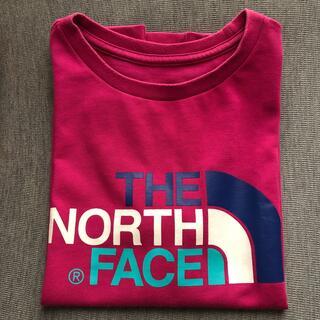 THE NORTH FACE - 【美品】ノースフェイス Tシャツ キッズ 130
