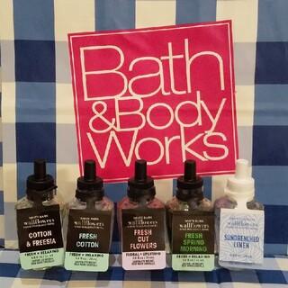 バスアンドボディーワークス(Bath & Body Works)のりだっくま様専用 バスアンドボディワークス ウォールフラワーリフィル(アロマオイル)