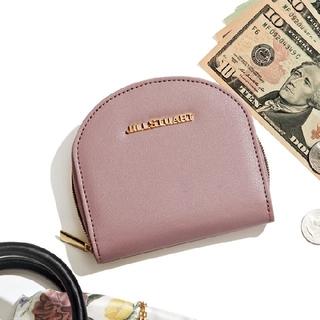 JILLSTUART - ジルスチュアート ハーフムーン形 二つ折りウォレット 付録 財布