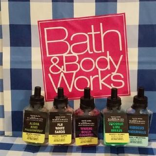 バスアンドボディーワークス(Bath & Body Works)のちさん様専用 バスアンドボディワークス ウォールフラワーリフィル(アロマオイル)
