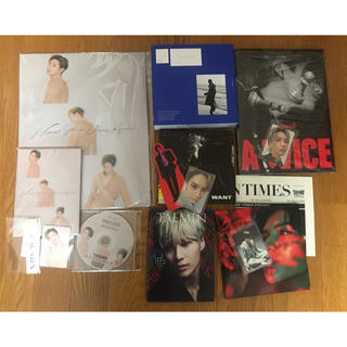 シャイニー(SHINee)のSHINee TAEMINセット(K-POP/アジア)
