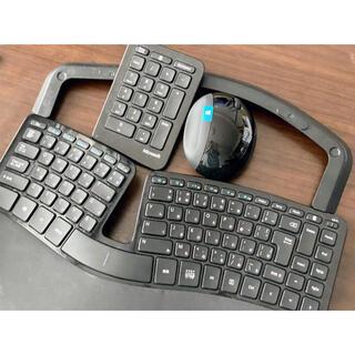 Microsoft - 【超特価】マイクロソフト エルゴノミクスキーボード