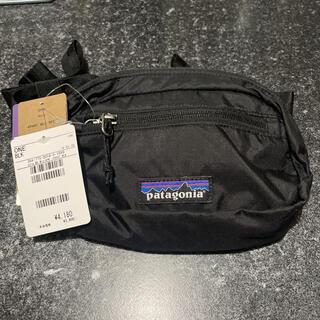 patagonia - patagonia パタゴニア mini hip pack ブラック
