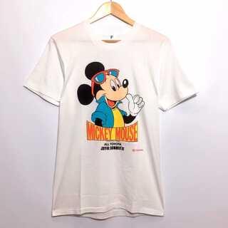 Disney - ビンテージ 90s ディズニー ミッキー Tシャツ TOYOTA 企業