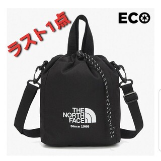 THE NORTH FACE - THE NORTH FACE ノースフェイス ショルダーバッグ 巾着 バケット