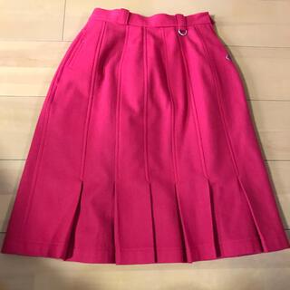 クリスチャンディオール(Christian Dior)のChristian Dior Sports ゴルフウェア スカート(ひざ丈スカート)