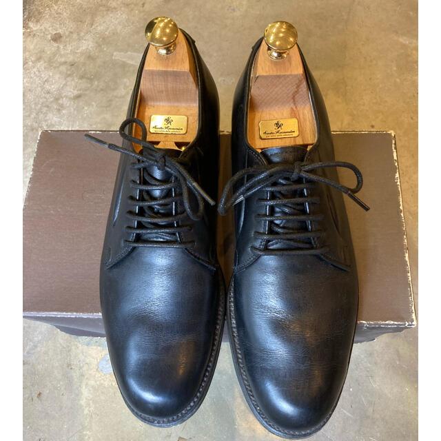 Alden(オールデン)のオールデン プレーントゥ ALDEN 旧タグ メンズの靴/シューズ(ドレス/ビジネス)の商品写真