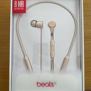ビーツバイドクタードレ(Beats by Dr Dre)のBeatsX(ヘッドフォン/イヤフォン)