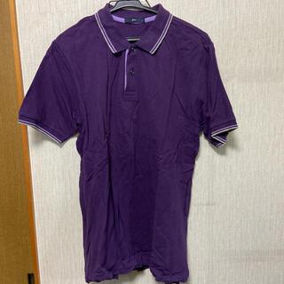 ジーユー(GU)のGUポロシャツ L(ポロシャツ)