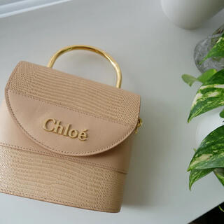 Chloe - クロエ アビーロック ショルダーバック