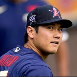 NEW ERA - ★ 大谷翔平 MLB オールスター ゲーム 着用モデル キャップ