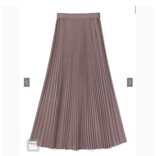 GRL - GRL プリーツロングスカート