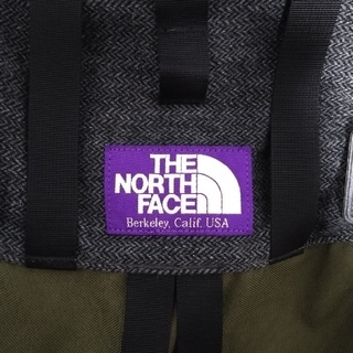 THE NORTH FACE - ■気軽にコメントを\(´∀`)♪■ノースフェイス■パープルレーベル■リュック■