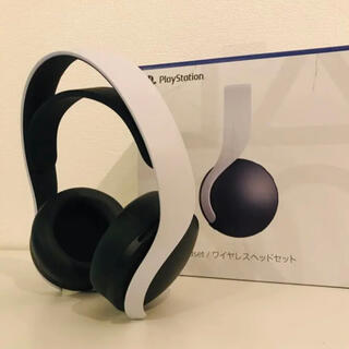 PlayStation - PS5 SONY PULSE 3D ワイヤレスヘッドセット CFI-ZWH1J