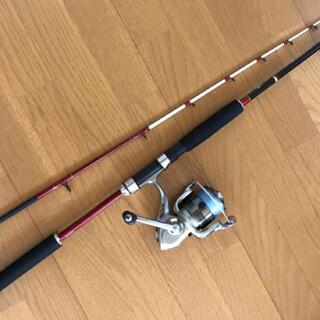 タコ釣り  竿 セット  タコボンバー