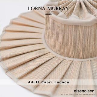 Drawer - LORNA MURRAY ローナマーレイ カプリハット ベージュ M 1点のみ