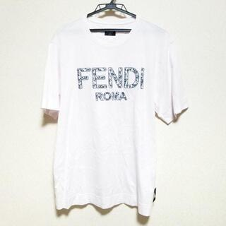 FENDI - フェンディ 半袖Tシャツ サイズM メンズ