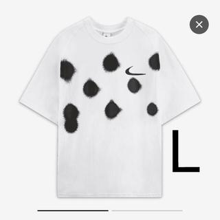 NIKE - ナイキ オフホワイト tシャツ US L