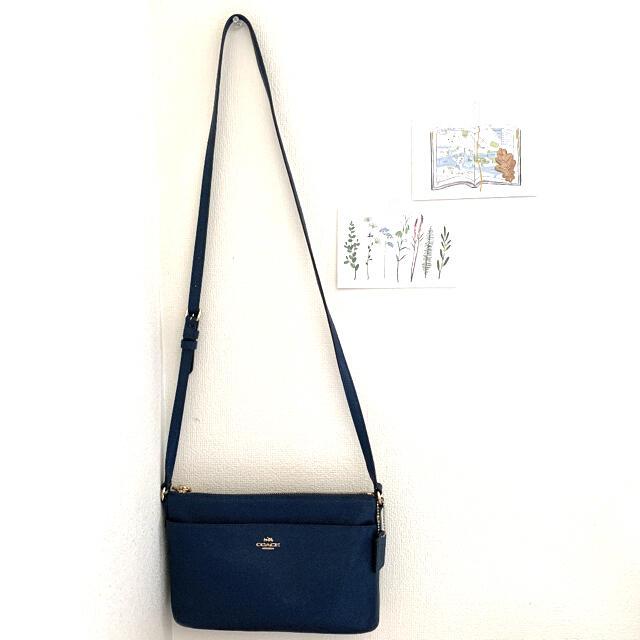 COACH(コーチ)の美品⭐︎COACH⭐︎ショルダーバック レディースのバッグ(ショルダーバッグ)の商品写真
