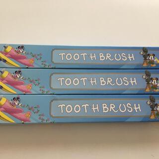 ディズニー(Disney)のディズニー 歯ブラシ アメニティ 新品未使用(歯ブラシ/歯みがき用品)