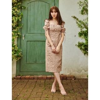 snidel - herlipto 2Way Eyelet Lace Summer Dress