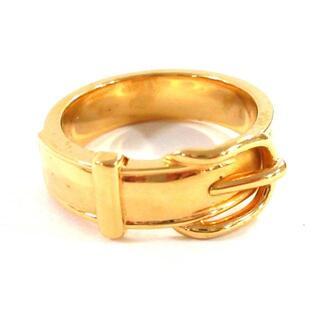 エルメス(Hermes)のエルメス リング ブックルセリエ 金属素材(リング(指輪))