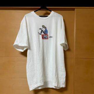 BEAMS - レフトアローン 印 Tシャツ