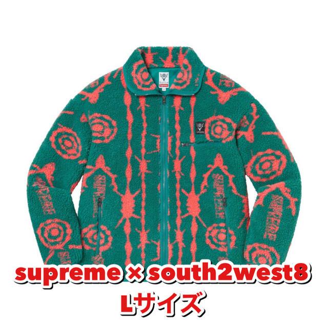 Supreme(シュプリーム)のsupreme × south2west8 シュプリーム フリース メンズのジャケット/アウター(ブルゾン)の商品写真