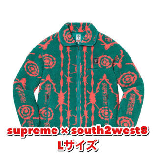 Supreme - supreme × south2west8 シュプリーム フリース