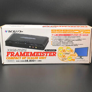 FRAMEMEISTER フレームマイスター XRGB-mini