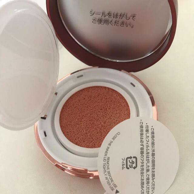THE FACE SHOP(ザフェイスショップ)のチーク クッションファンデタイプ 未使用 コスメ/美容のベースメイク/化粧品(チーク)の商品写真