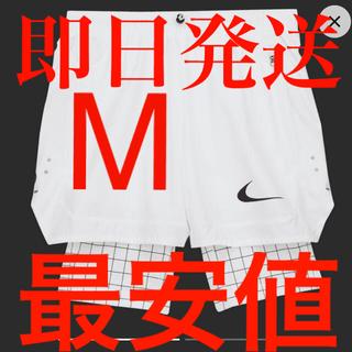 オフホワイト(OFF-WHITE)のNIKE × オフホワイト ショートパンツ Mサイズ(ショートパンツ)