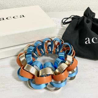 アッカ(acca)の【acca】ミニループシュシュ(ヘアゴム/シュシュ)
